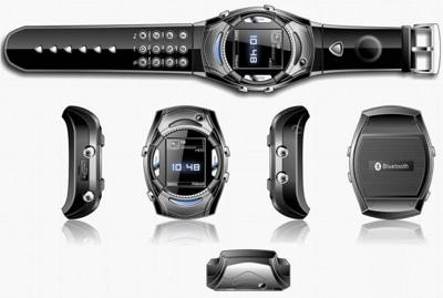 Van Der Led MW2 Watch Phone