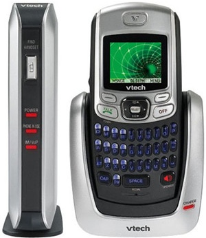 VTech IS6110 Cordless IM Phone