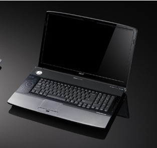Acer Aspire 8920 and 6920 GemStone Blue Notebooks
