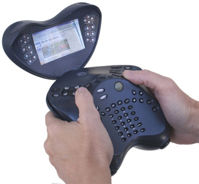 AlphaGrip Handheld Computer