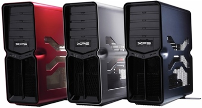 Dell XPS 730 and 730 H2C Gaming Machines