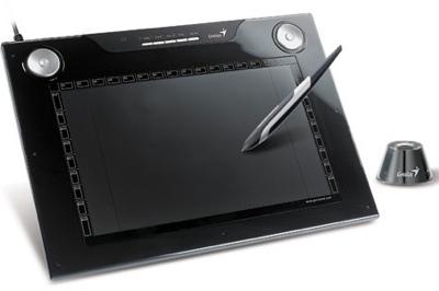 Genius G-Pen M712 / M609 Tablets
