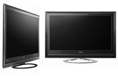 Hitachi UltraThin 1.5-inch Plasma HDTVs