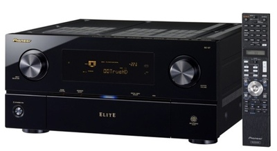 Pioneer Elite new A/V Receivers