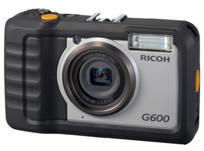 Ricoh G600 Rugged Camera