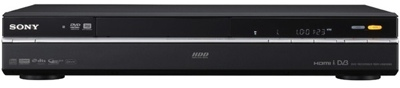 Sony HD and HDX series HDD/DVD Recorders