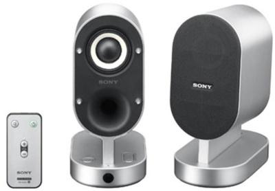Sony SRSZX1 2.0 Speakers