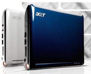Acer Aspire One Mini Notebook