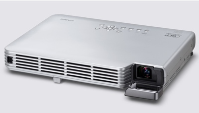 Casio XJ-SC200 and XJ-S50 Series Slim Projectors