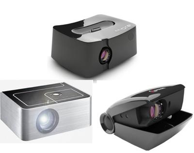 Honlai QingBar iPhone/iPod Mini Projectors