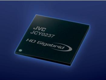 JVC JCY0237 MPEG-2 / H.264 LSI Chip