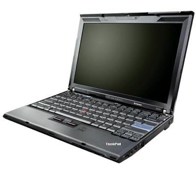 Lenovo Thinkpad X200 Tablet PC