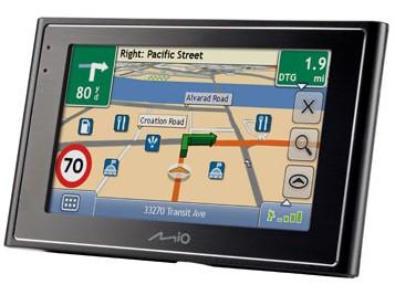 Mio Moov 380 GPS Device