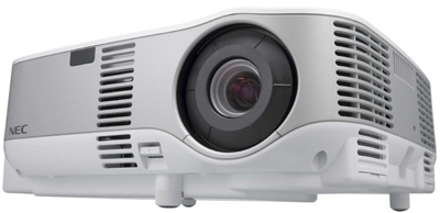 NEC NP905 and NP901W Network Projectors