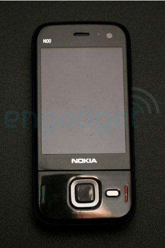 Nokia N85 Leaked Shot