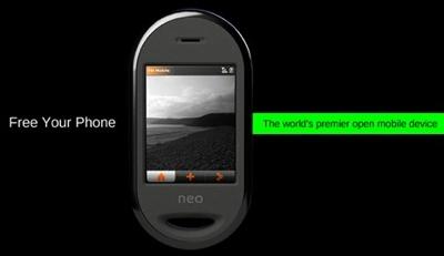 Openmoko FreeRunner Neo