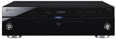 Pioneer BDP-LX91, BDP-LX08, BDP-LX71, BDP-51FD Blu-ray Players