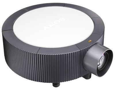 Sony intros new LCD Projector with BrightEra