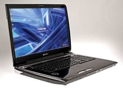 Toshiba Qosmio G55 - Gesture Control Laptop