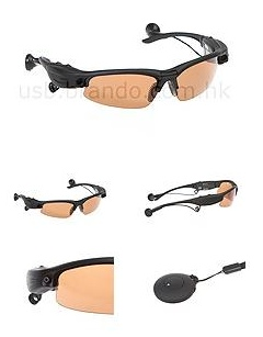Brando Sunglasses with Camera and MP3