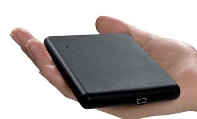 Freecom Mobile Drive XXS External Hard Drive