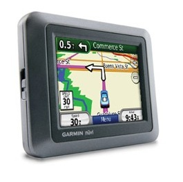 Garmin nuvi 500 and 550 GPS Devices