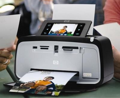 HP Photosmart A630 Compact Photo Printers
