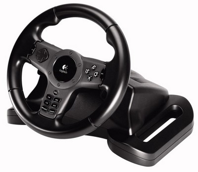 Logitech Driving Force Wireless for PS3