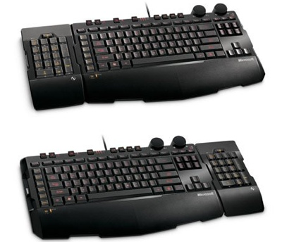 Microsoft Sidewinder X6 Gaming Keyboard