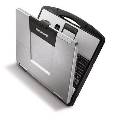 Panasonic Toughbook CF-74 Semi-rugged Centrino 2 Notebook