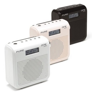 Pure One Mini DAB Radio