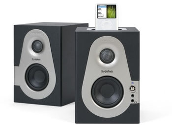 Samson StudioDoc 3i USB Studio Monitors