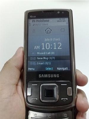 Samsung i8510 8 Megapixel Phone