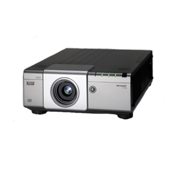 Sharp XG-P560W 3-Chip DLP Projector