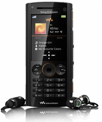 Sony Ericsson W902 Walkman Phone