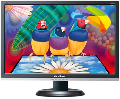 Viewsonic VA2626WM LCD monitor