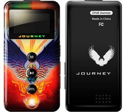 ZVUE Journey Music Player