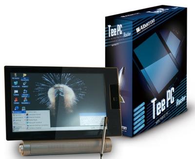 Albatron Tee PC Tablet PC