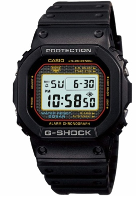 Casio DW5000SL-1 - Spike Lee signature G-Shock watch