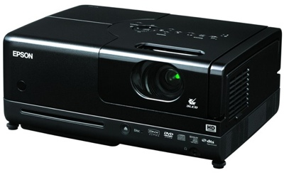 Epson MovieMate 55 Projector/DVD Player Combo
