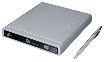 Freecom Mobile DVD RW Recorder LS Pro