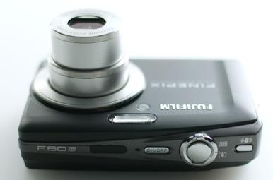 FujiFilm FinePix F60fd Compact Camera