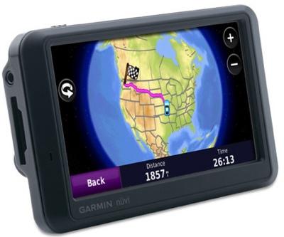 Garmin nuvi 7x5 Series GPS Devices