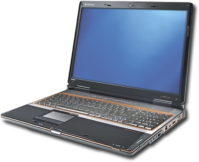 Gateway P-7811FX Gaming Notebook is Affordable