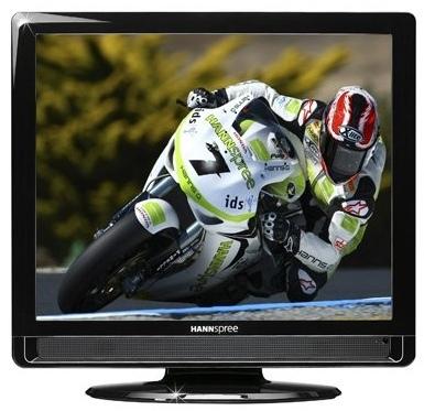 Hannspree HT11 Portable LCD TV