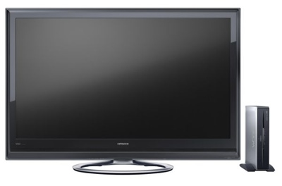 Hitachi Wooo UT47-XP770 and UT47-XV700 LCD HDTVs