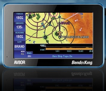 Honeywell Bendix/King AV8OR Handheld Multi-Function Display