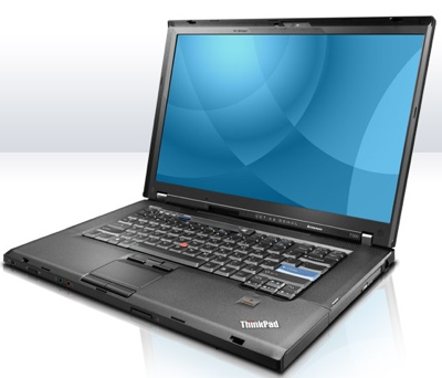 Lenovo ThinkPad T400 and T500 Notebook PCs
