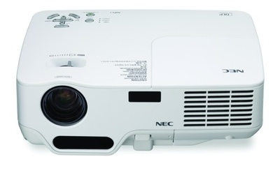 NEC NP41 and NP61 Mobile Projectors