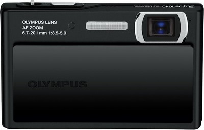 Olympus Stylus 1040 Ultra Slim Camera